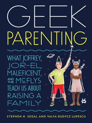 cover image of Geek Parenting